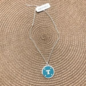 T necklace